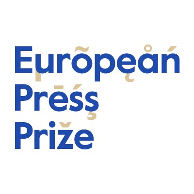 Logo European Press Prize