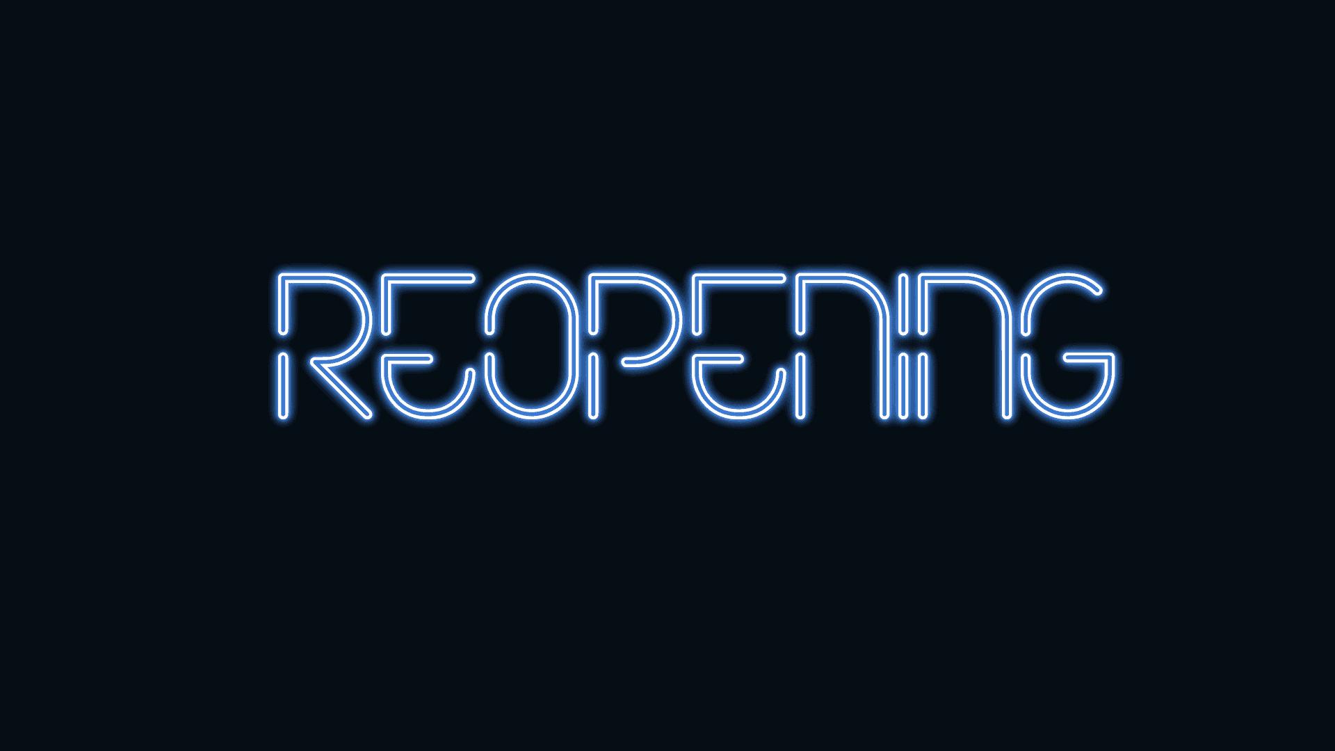 Logo Reopening Europe