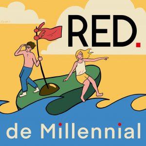 Logo Red de Millennial